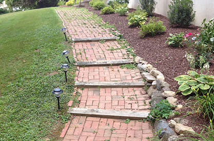 Green Horizon Landscaping - Walkways in CT