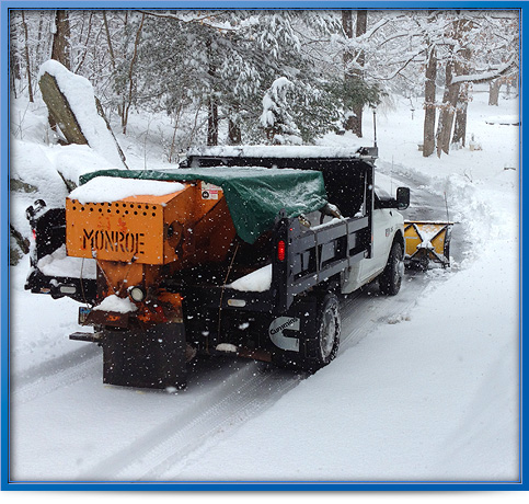 Green Horizon Landscaping - Snow Plowing and Sanding in CT