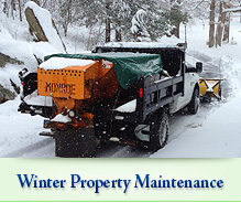Full Winter Maintenance Services in CT